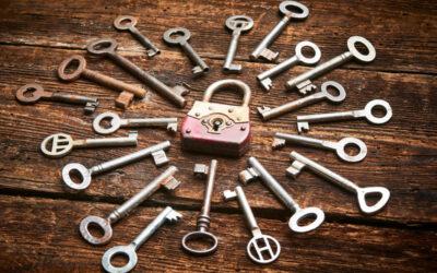 Ai-je besoin d'une clé PTT pour ma serrure ?